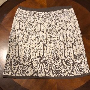 Etcetera Stretch Skirt Large